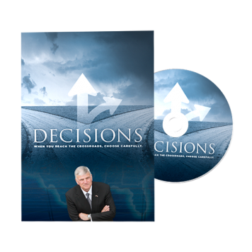 Decisions DVD