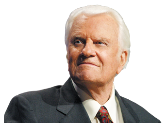Daily Devotionals By Billy Graham - Grace and Peace