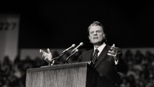 Billy Graham: Let Not Your Heart Be Troubled in the New Year