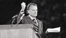 Billy Graham: 'Your Vote is Important'