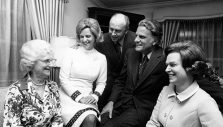 Billy Graham on the Prayers and Influence of His Mother