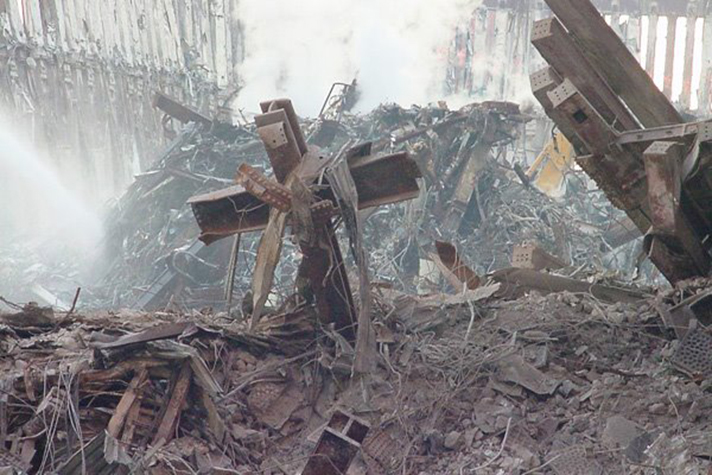 Image result for 9/11 cross