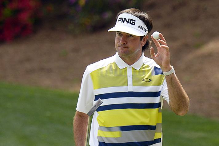 Bubba Watson won his second Masters in three years, firing a 3-under-par on April 13, 2014, to finish 8-under-par and three strokes ahead of the field. Below is an article from a 2012 BGEA interview, shortly before he won the Masters on an incredible 155-yard wedge shot from the woods.