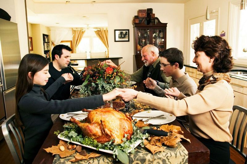 Thanksgiving With Meaning