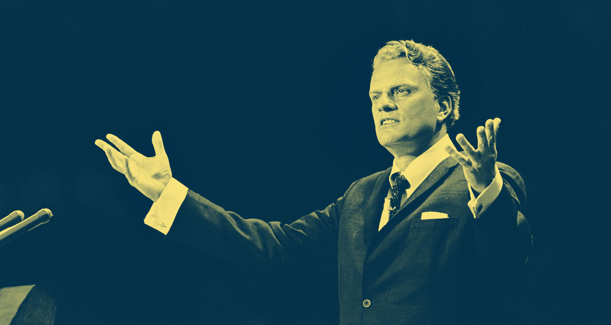 Billy Graham Audio Archives