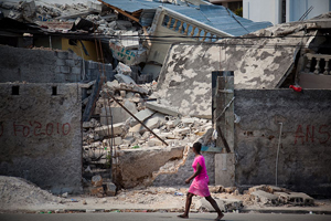 haiti damage