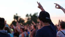 God's Grace Evident at Creation Fest