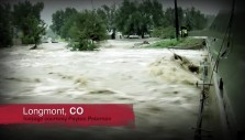 RRT Ministering to The Victims of the Colorado Floods