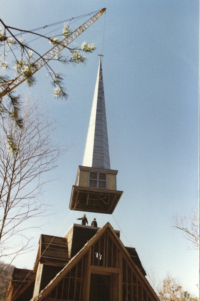 Chatlos steeple