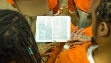Prisoners Find Hope Through 'The Cross'