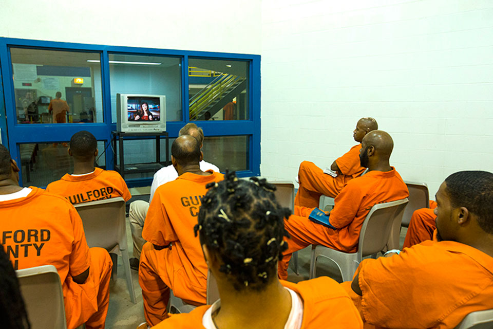 A number of prisons around the United States showed the My Hope programs, including High Point Detention Center in North Carolina, where 296 prisoners watched the videos over the course of three nights. In all, 31 prisoners in High Point made first-time decisions for Christ, and 47 rededicated their lives to Jesus.