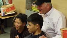Franklin Graham Invites Orphanage to McDonald's