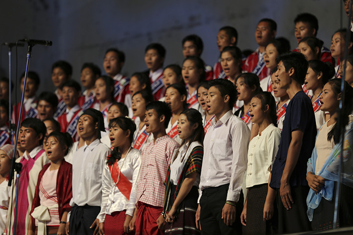 thailand choir