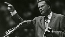 A Look Back at Billy Graham's Ministry