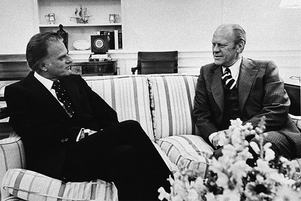 BG and President Ford