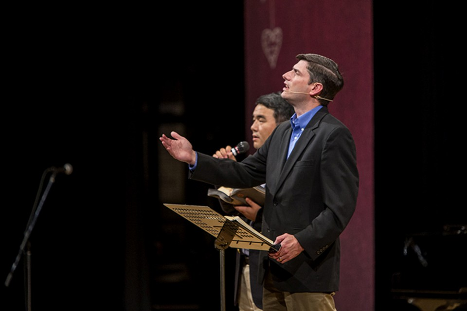 SEPTEMBER: Fukushima Celebration of Hope with Will Graham featured the grandson of Billy Graham preaching in the same town that suffered a nuclear power plant meltdown following the 2011 earthquake and tsunami off the coast of Japan.