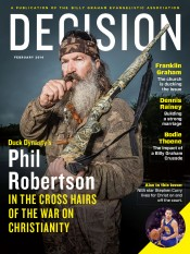 Decision Magazine Feb 2014