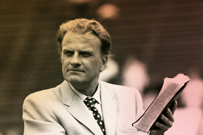 billy graham online training