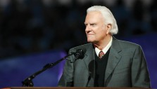 Billy Graham: Who is the Son of God?