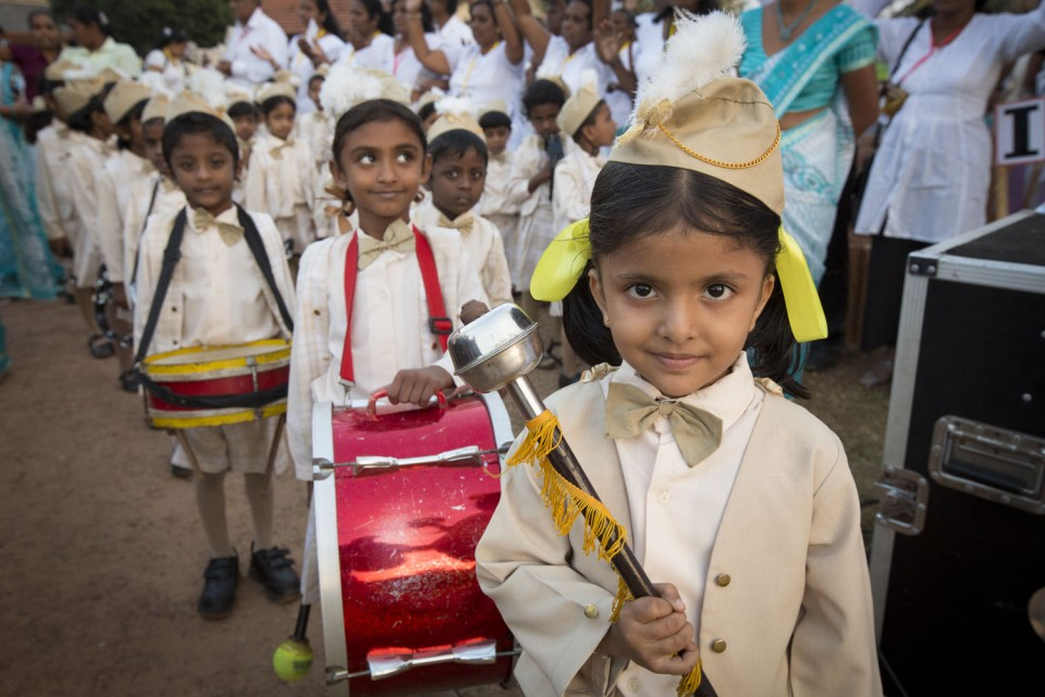 children in Sri Lanka