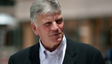 Franklin Graham: Focused on the Race