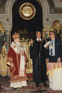 Billy Graham in Kiev