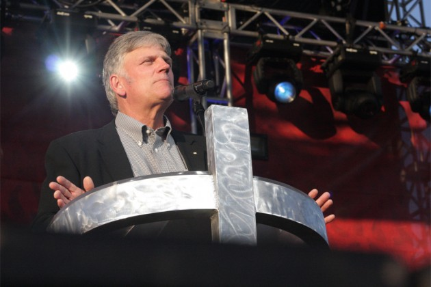 Franklin Graham Festivals