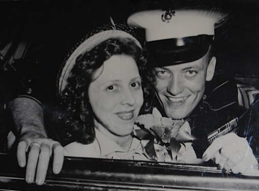 The Holleys, 1949