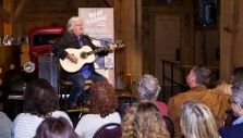 Hundreds Enjoy Free Ricky Skaggs Concert at The Billy Graham Library