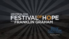 Franklin Graham Thank You from El Paso