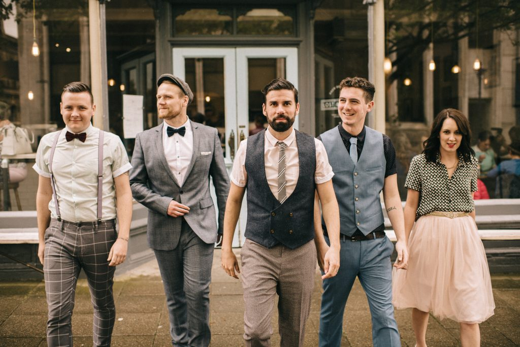 Rend Collective As Family We Go Tour