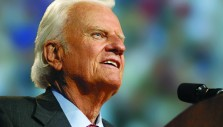 Billy Graham's Answer: Why Is the Day Jesus Was Crucified Called 'Good Friday'?