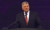 Franklin Graham: 'You Can Be Sure Today'