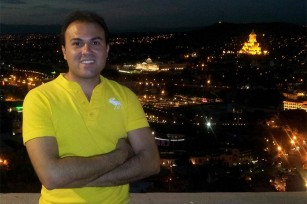 Imprisoned Pastor Saeed: