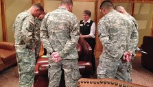 Military Chaplains Renew Faith at Billy Graham Library