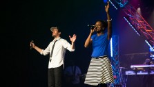 Seth and Nirva: Young Vocal Duo Sharing the Gospel Through Music