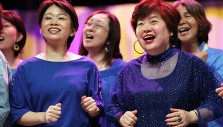Gospel Music and Message of Hope Move Japanese Hearts
