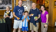 Doughnuts Hit a Sweet Spot for Fathers at Billy Graham Library