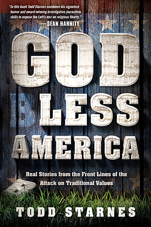 This latest collection of stories from the front lines of the battle for religious liberty hit book stands just last month.