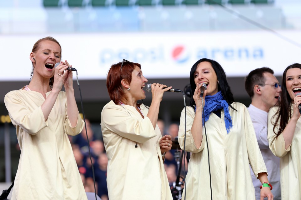 Poland's TGD choir