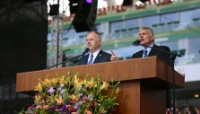 Franklin Graham Festival Brings New Victory to Warsaw