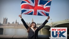 My Hope UK Launches in London