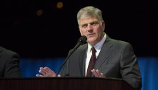 Franklin Graham: My Father Still Prays for the Lost