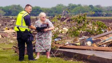 Chaplains Deploy to Nebraska after Deadly Twin Tornadoes