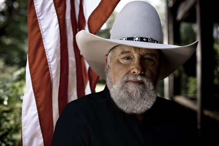 Charlie Daniels on Faith, America and Billy Graham on elvin bishop, black oak arkansas, steve earle, urban cowboy, chris ledoux, hank williams iii, molly hatchet, aaron lewis, mickey gilley, fire on the mountain, martina mcbride, the marshall tucker band, madolyn smith osborne, the devil went down to georgia,