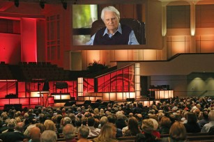 My Hope 2014 Features Billy Graham's New Message on Heaven