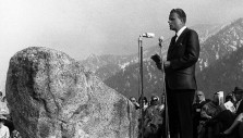 The Tree Stump Prayer: When Billy Graham Overcame Doubt