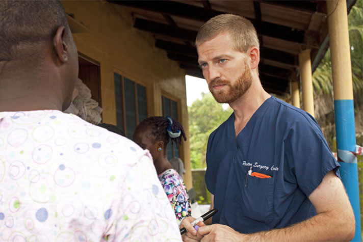Dr. Kent Brantly, the Samaritan's Purse doctor who contracted Ebola while caring for patients in Liberia, will be released from Emory University Hospital in Atlanta today.
