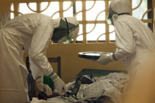 Slight Improvement for Samaritan's Purse Doctor, Missionary with Ebola