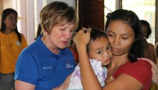 BGEA Chaplains Bring Touch of Hope to Typhoon-ravaged Philippines